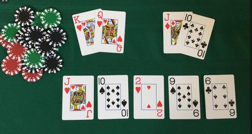 Taruhan Tinggi Texas Holdem Sangat Menarik